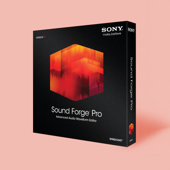 Sound Forge Pro 11 (recurring) resmi