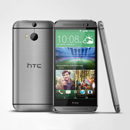 HTC One M8 Android L 5.0 Lollipop resmi