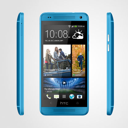 HTC One Mini Blue resmi