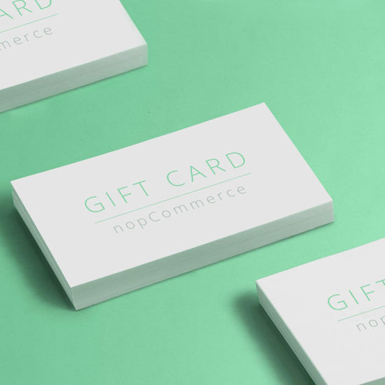 $100 Physical Gift Card resmi